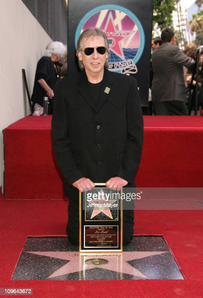 Jim Ladd during Jim Ladd Honored with a Star on the Hollywood Walk of Fame for His Achievements in Radio at Hollywood Roosevelt Hotel in Hollywood...