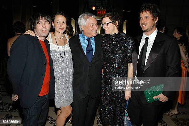 Jim Lambie Corinna Durland John Reinhold Elizabeth Peyton and Tony Just attend NEW MUSEUM 30th Anniversary Gala at Cipriani 42nd Street on April 22...