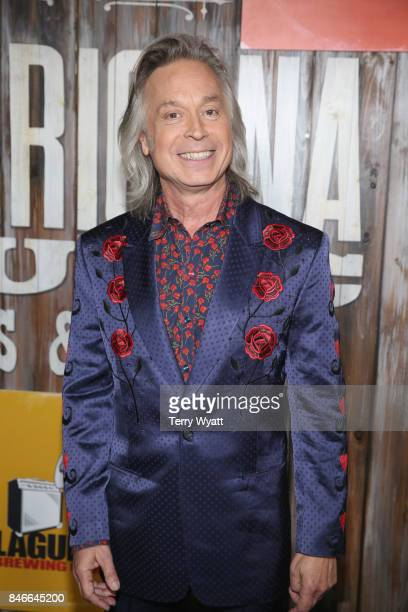 Jim Lauderdale attends the 2017 Americana Music Association Honors Awards on September 13 2017 in Nashville Tennessee