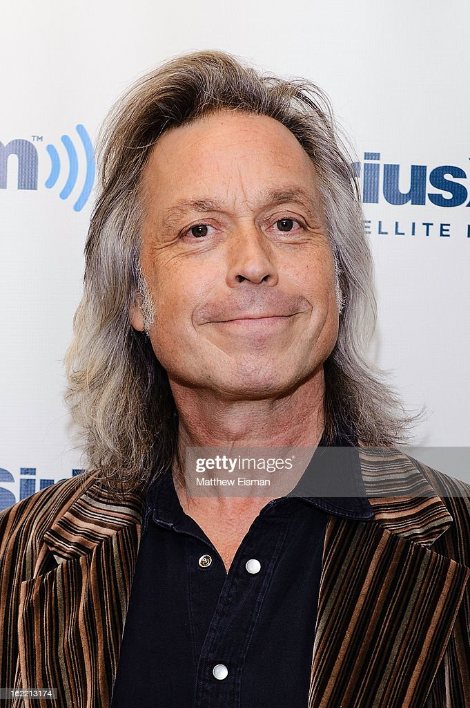 Jim Lauderdale, co-host of 'The Buddy & Jim Show' on Outlaw Country, in the SiriusXM Studios on February 20, 2013 in New York City.