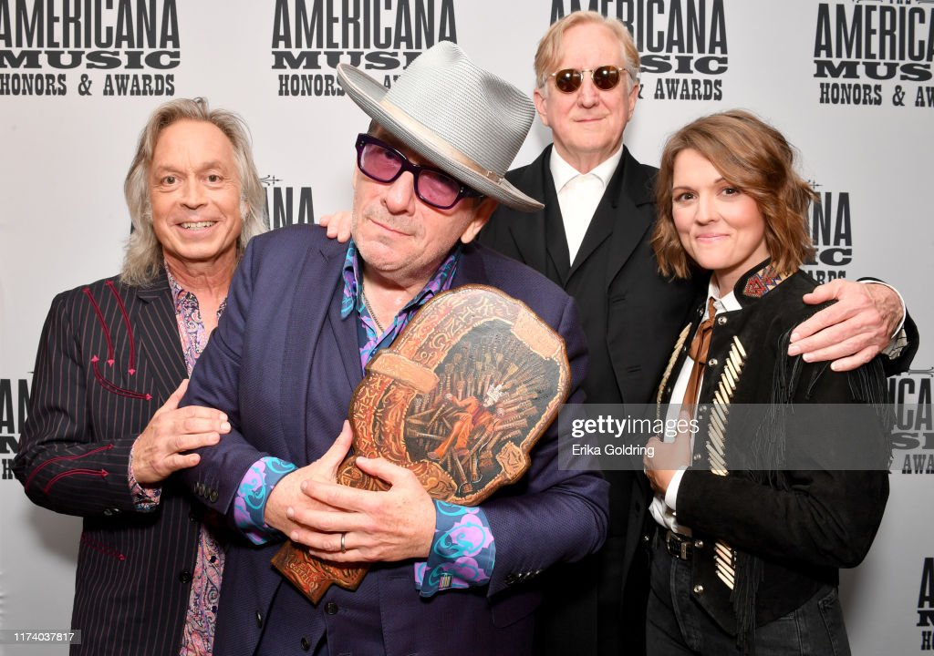 2019 Americana Honors & Awards - Backstage : News Photo