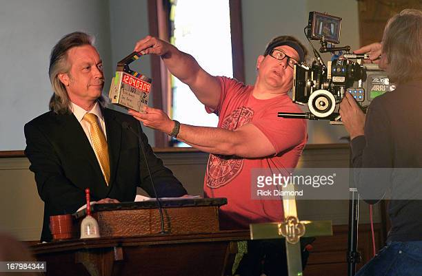 Jim Lauderdale on set Just in time for the release of their sophomore album Annie Up Pistol Annies unveil the brand new music video for their single...