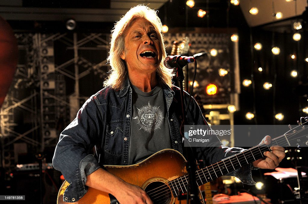 Jim Lauderdale performs during the 'Move Me Brightly' 70th Birthday Tribute for Jerry Garcia at TRI Studios on August 3, 2012 in San Rafael, California.