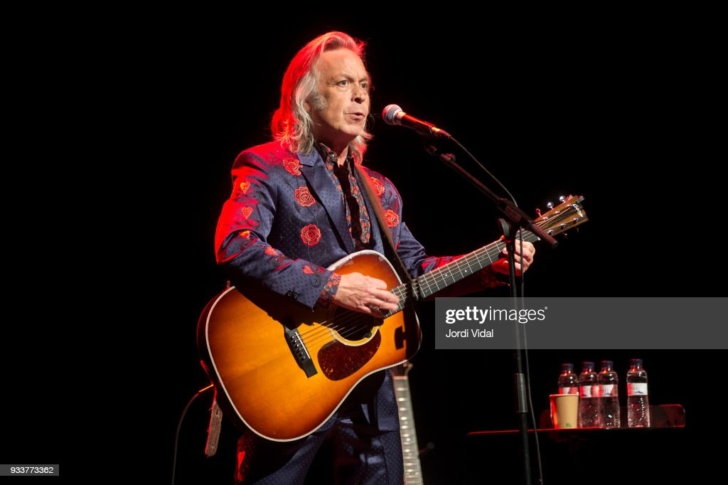 Jim Lauderdale Performs in Concert in Badalona