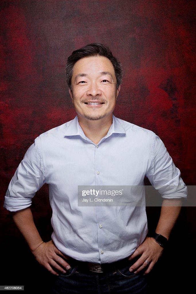 Comic Con Portraits, Los Angeles Times, July 12, 2015 : News Photo
