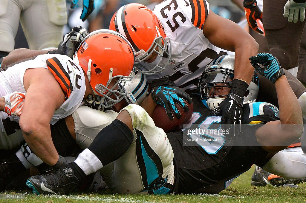 Cleveland Browns v Carolina Panthers