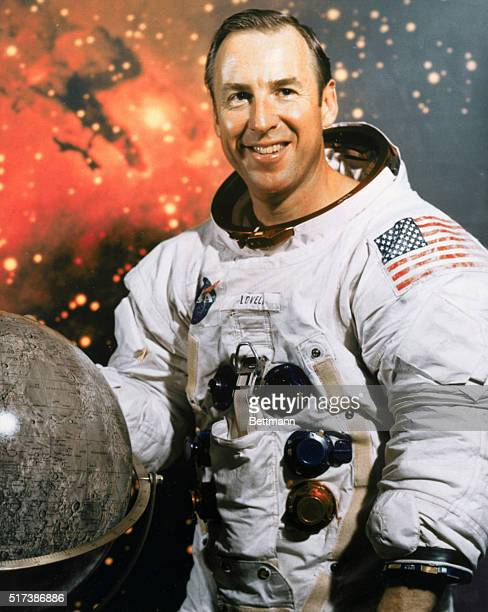 Jim Lovell commanded Apollo 13 the only Apollo mission scheduled to land on the Moon which did not Lovell and his fellow astronauts and the ground...