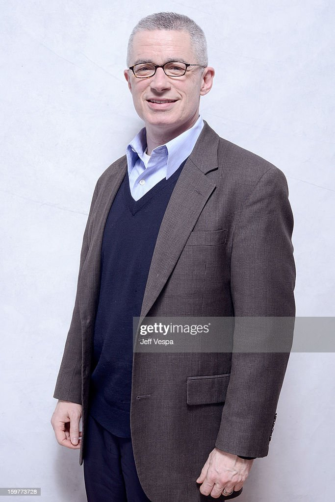 Jim McGreevey poses for a portrait during the 2013 Sundance Film Festival at the WireImage Portrait Studio at Village At The Lift on January 20, 2013 in Park City, Utah.