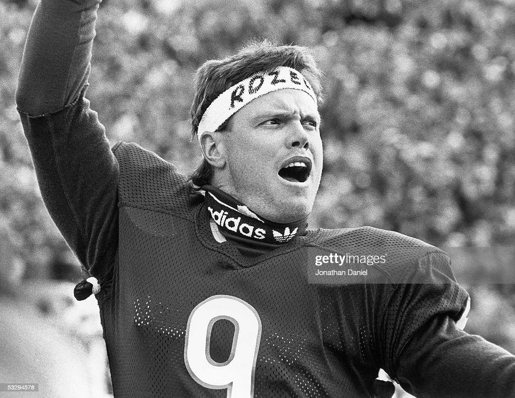 1985 NFC Championship Game - Rams v Bears : Foto jornalística