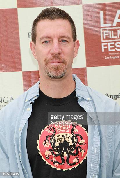 Jim Miller attends the Money Talks & Art Matters panel discussion sponsored by LMU School of Film and Television during the 2011 Los Angeles Film...