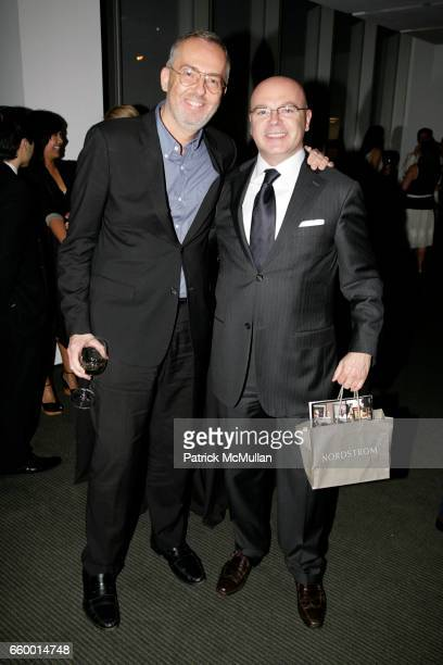 a1b31dfa56 Jim Moore and Giorgio Canali attend GQ NORDSTROM Guide to MEN S STYLE at  The Modern on