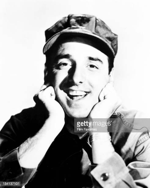 Jim Nabors in military uniform 1960s