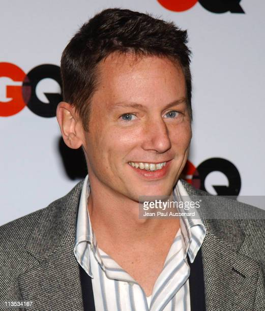 Jim Nelson Chief Editor GQ Magazine during GQ Magazine 2004 NBA AllStar Party Arrivals at Astra West in West Hollywood California United States