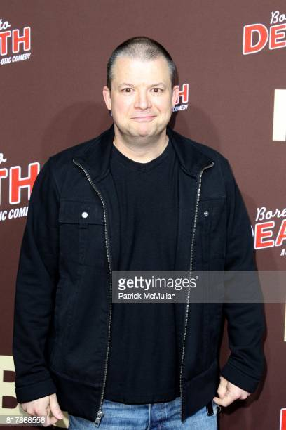 Jim Norton attends HBO Presents the Season Premiere of BORED TO DEATH at NYU Skirball Center on September 21 2010 in New York City