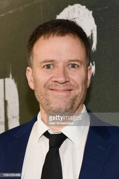 Jim O'Hanlon attends Marvel's The Punisher Los Angeles Premiere at ArcLight Hollywood on January 14 2019 in Hollywood California