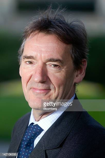 Jim O'Neill, chairman of Goldman Sachs Asset Management, poses for a photograph during the Ambrosetti Workshop in Cernobbio, near Como, Italy, on...