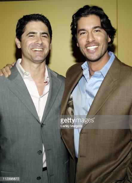 Jim Ornstein and Josh Bernstein during AE Unveils Fall 2006 Season Lineup at the AE Network Upfronts at Time Warner Center Jazz at Lincoln Center in...