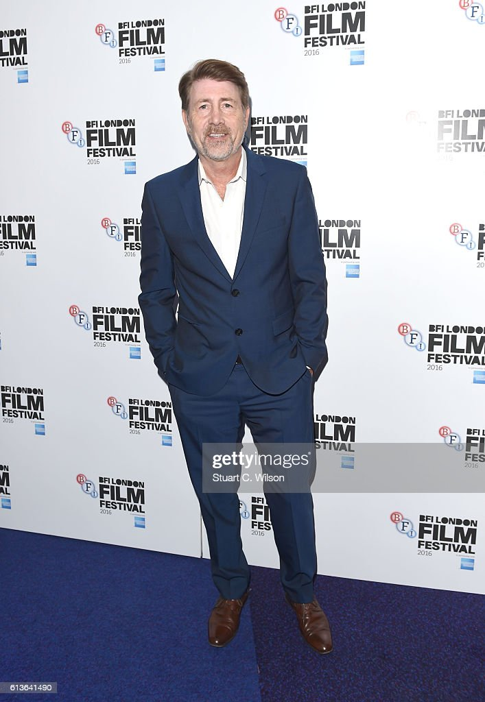 Jim Paddock attends the Mascots screening during the 60th BFI London Film Festival at Picturehouse Central on October 9, 2016 in London, England.