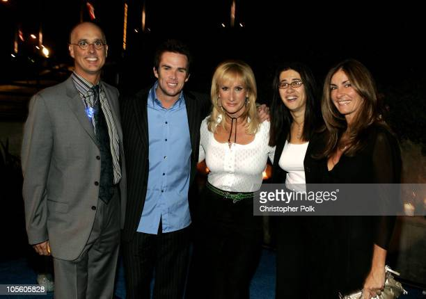 Jim Paratore Pres Telepictures Productions Mark McGrath Lisa GregorischDempsey Ex Producer of Extra Hilary Estey McLoughlin Genral Manage of...