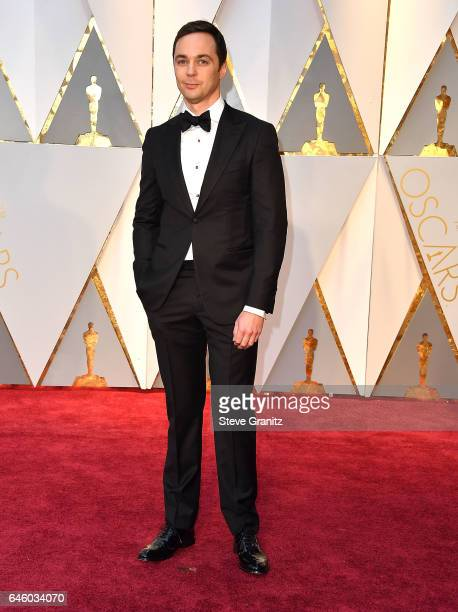 Jim Parsons arrives at the 89th Annual Academy Awards at Hollywood Highland Center on February 26 2017 in Hollywood California