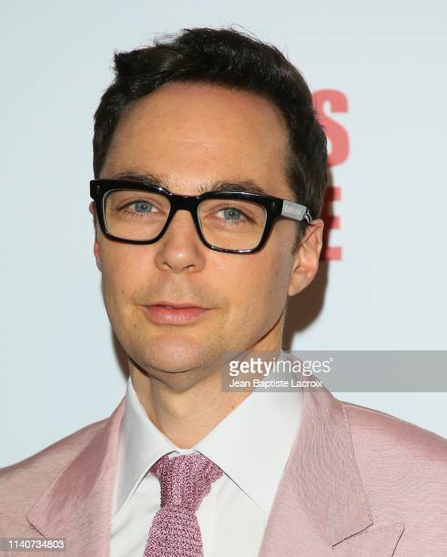 "Jim Parsons attends series finale party for CBS' ""The Big Bang Theory"" at The Langham Huntington, Pasadena on May 01, 2019 in Pasadena, California."