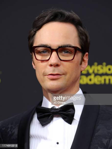 Jim Parsons attends the 2019 Creative Arts Emmy Awards on September 15, 2019 in Los Angeles, California.
