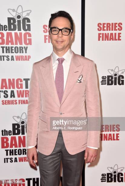 """Jim Parsons attends the series finale party for CBS' """"The Big Bang Theory"""" at The Langham Huntington, Pasadena on May 01, 2019 in Pasadena,..."""