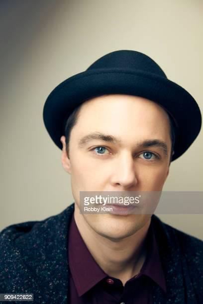 Jim Parsons from the film 'A Kid Like Jake' poses for a portrait at the YouTube x Getty Images Portrait Studio at 2018 Sundance Film Festival on...