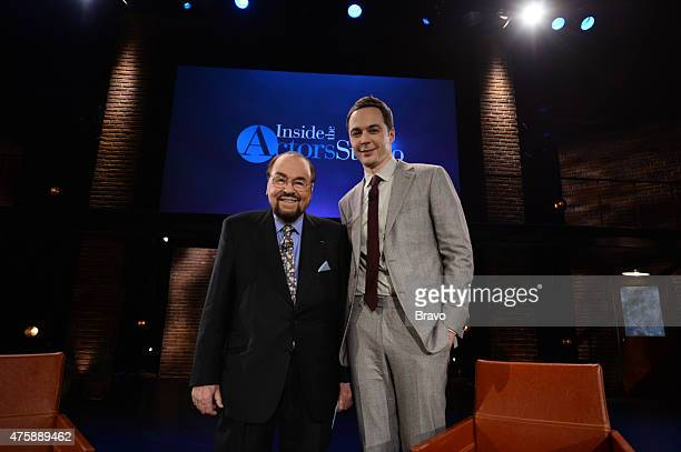 STUDIO Jim Parsons Pictured James Lipton Jim Parsons