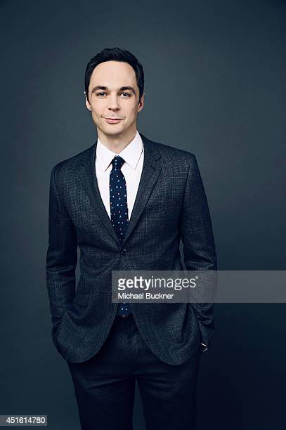 Jim Parsons poses for a portrait at the Critics' Choice Awards 2014 on June 19 2014 in Beverly Hills California