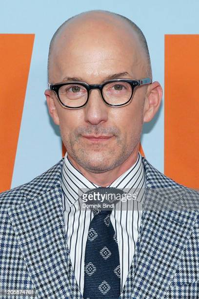Jim Rash attends the premiere of Downhill at SVA Theater on February 12 2020 in New York City