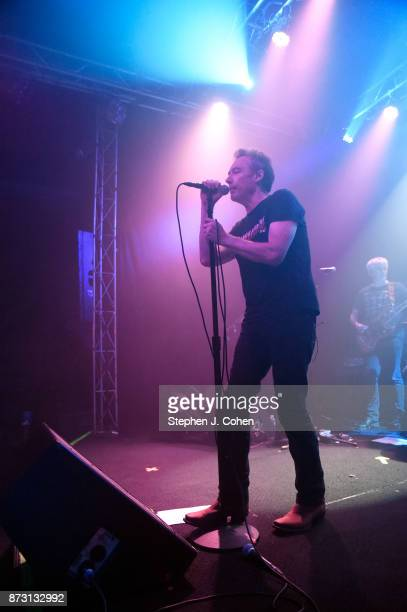 Jim Reid of The Jesus And Mary Chain performs at Headliners Music Hall on November 11 2017 in Louisville Kentucky
