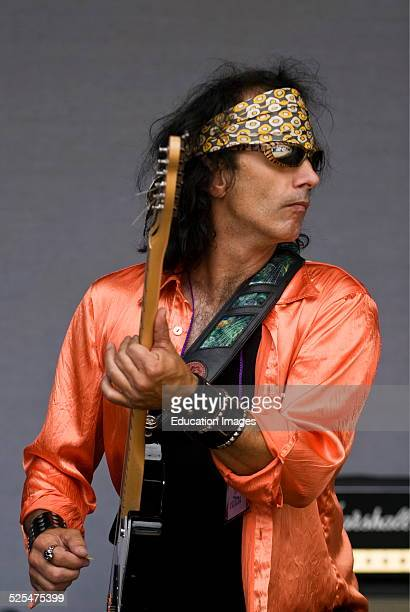 Jim Riddick As Keith Richards Plays Guitar For The Unauthorized Rolling Stones Summer Of Love Festival Monterey Pop Festival California