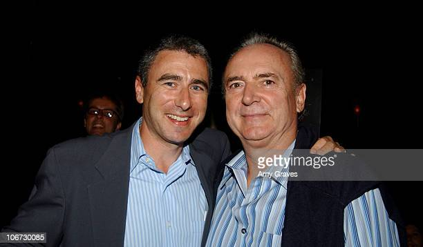 Jim Rosenthal president of New Line Television and Rolf Mittweg president/COO of Worldwide Distribution and Marketing at New Line