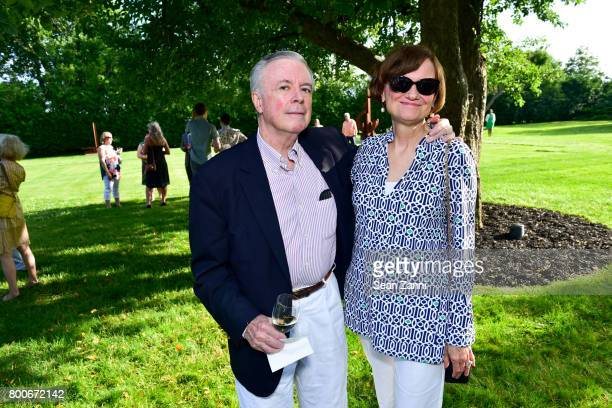 Jim Rowbotham and Cynthia Drayton attend Maison Gerard Presents Marino di Teana A Lifetime of Passion and Expression at Michael Bruno and Alexander...