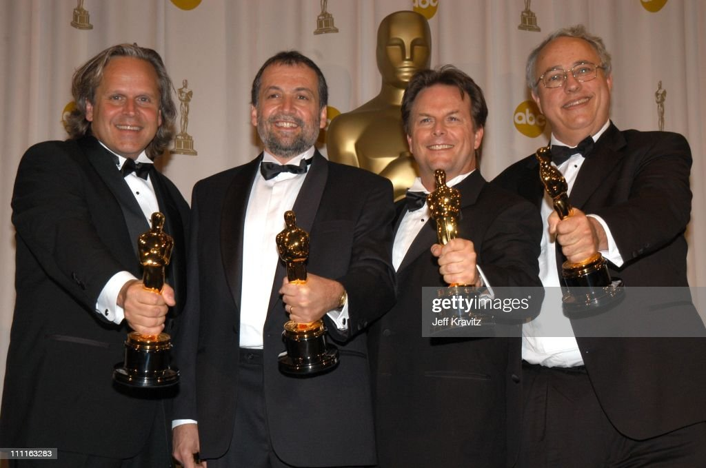 The 75th Academy Awards - Press Room