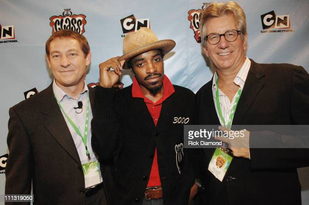 Jim Samples GM Cartoon Network Andre '3000' Benjamin and Tommy Lynch CoCreator Class of '3000' 12591_RD_247JPG