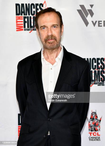 """Jim Sclavunos attends the Closing Night of Dances with Film Festival with premiere of """"Mister Sister"""" at TCL Chinese Theatre on September 12, 2021 in..."""