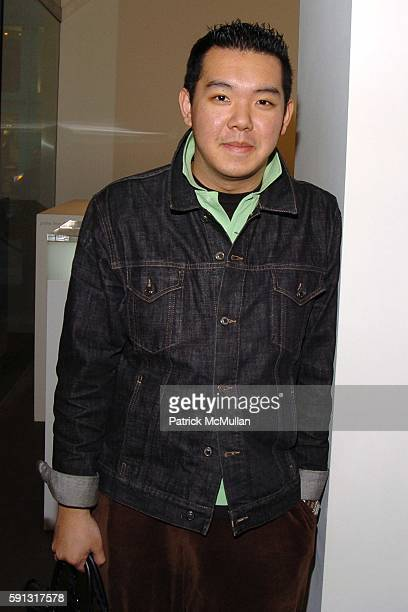 Jim Shi attends Calvin Klein hosts a party to celebrate Bryan Adams' new photo book American Women to benefit The Society of Memorial SloanKettering...