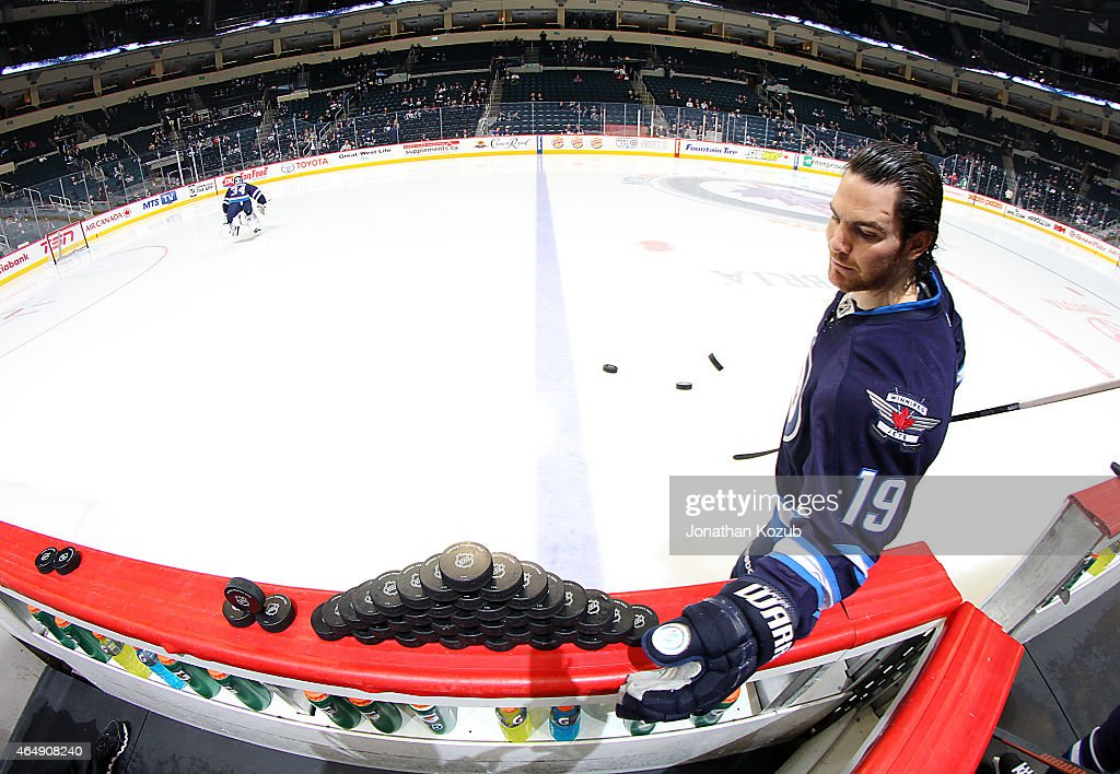 Dallas Stars v Winnipeg Jets