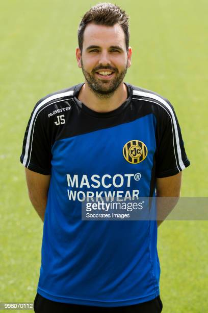Jim Snackers during the Photocall Roda JC at the Parkstad Limburg Stadium on July 12 2018 in Kerkrade Netherlands
