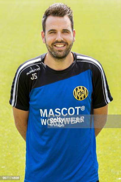 Jim Snackers during the team presentation of Roda jc on July 12 2018 at the Parkstad Limburg stadium in Kerkrade The Netherlands
