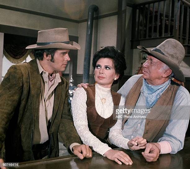 SONNETT Jim Sonnett's Lady Season Two 12/12/68 Will and Jeff discover by means of an intercepted telegram that James is riding into a trap when he...