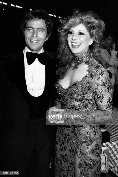 Jim Stafford and Bobbie Gentry attend 16th Annual Academy of Country Music Awards on April 30 1981 at the Shrine Auditorium in Los Angeles California