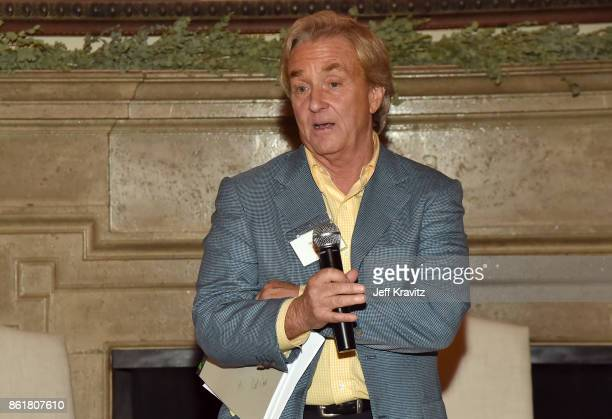 Jim Steyer at an Evening With Thomas L Friedman and Common Sense Media on October 15 2017 at the Bel Air Bay Club in Pacific Palisades CA
