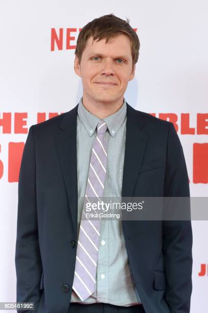 Jim Strouse attends the Premiere Of Netflix Original Film The Incredible Jessica James At The 2017 Essence Festival on July 1 2017 in New Orleans...