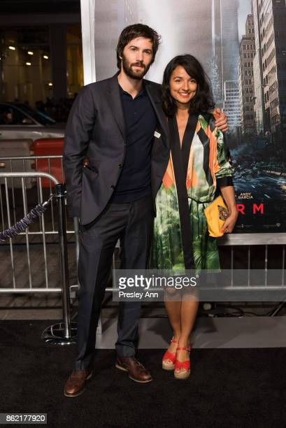 Jim Sturgess attends Premiere Of Warner Bros Pictures' 'Geostorm' Arrivals at TCL Chinese Theatre on October 16 2017 in Hollywood California