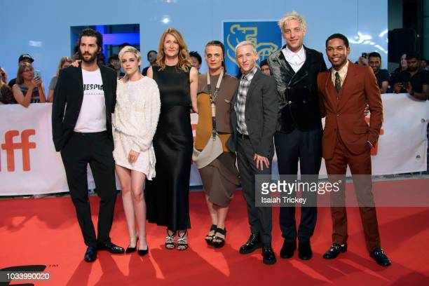 Jim Sturgess Kristen Stewart Laura Dern Savannah Knoop Justin Kelly James Jagger and Kelvin Harrison Jr attend the 'Jeremiah Terminator LeRoy'...