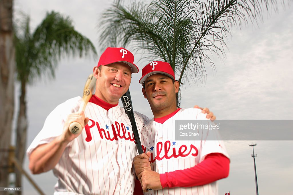 Philadelphia Phillies Photo Day : Fotografia de notícias