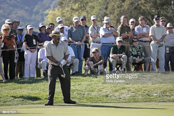 Jim Thorpe during the second round of the Charles Schwab Cup Championship held at Sonoma Golf Club in Sonoma California on October 27 2006